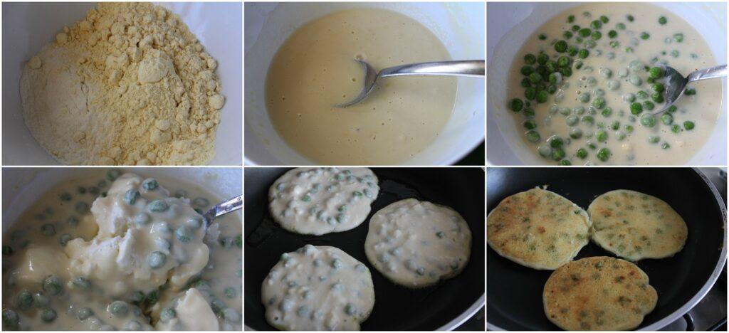 Come preparare i pancake salati