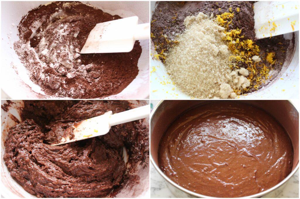 Come fare una torta al cioccolato light