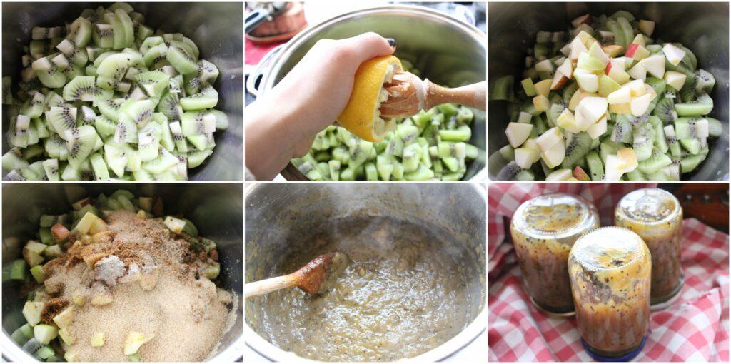 Come fare la marmellata di kiwi