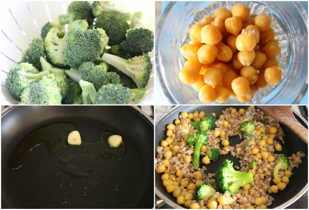 Come fare un'insalata fredda