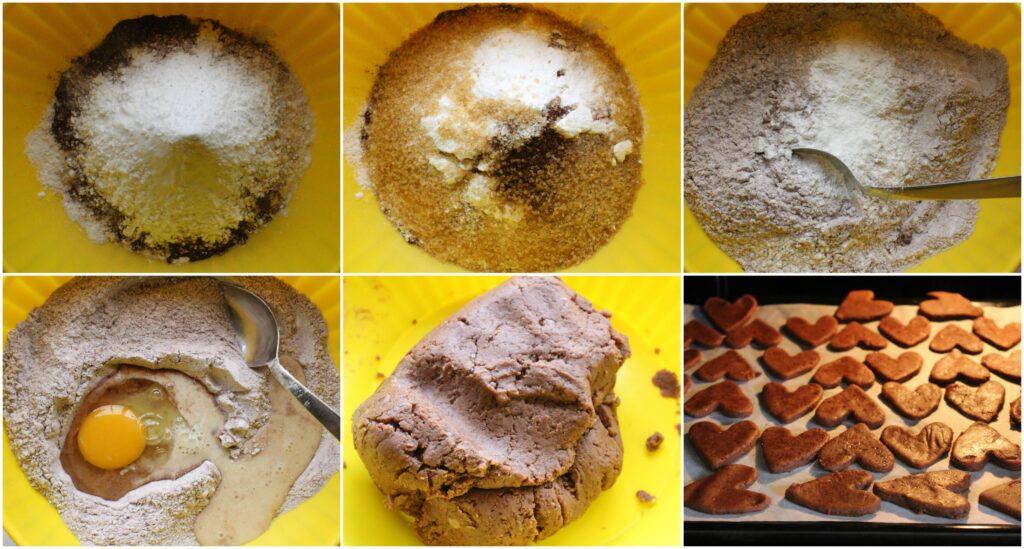 Come fare dei biscotti al cioccolato light