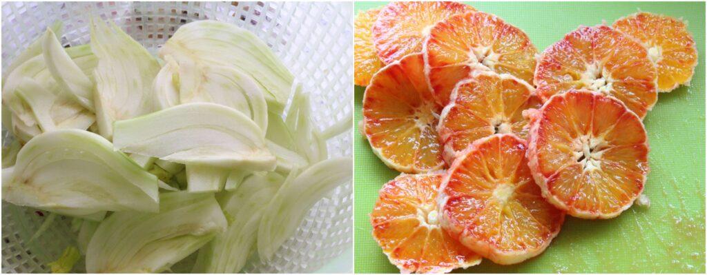 Come fare un'insalata con Arance