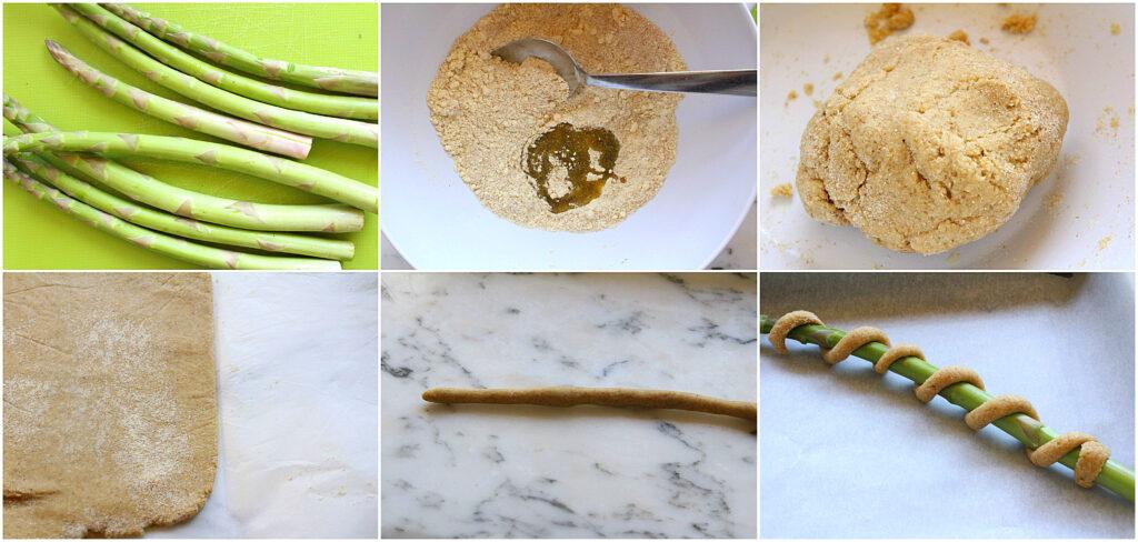 Come fare gli asparagi al forno