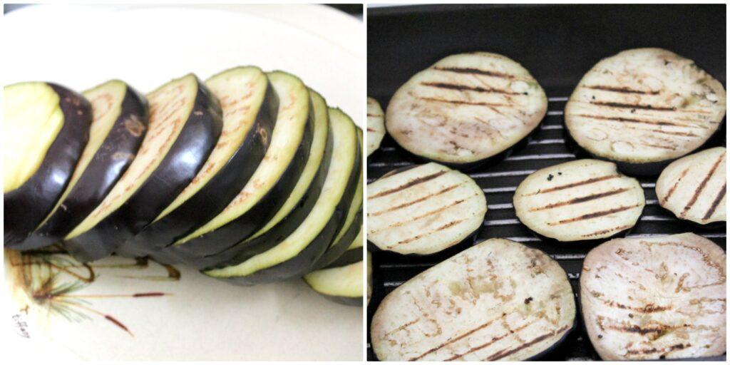 Come fare le melanzane grigliate