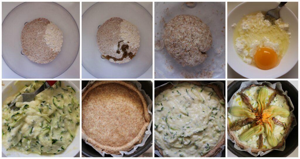 Come fare una torta salata