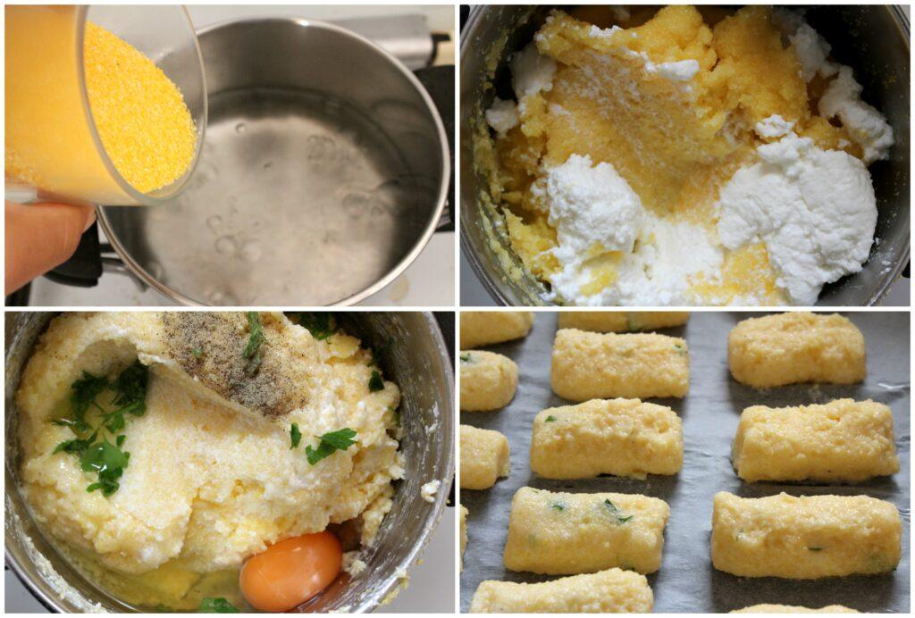 Come fare le crocchette di polenta