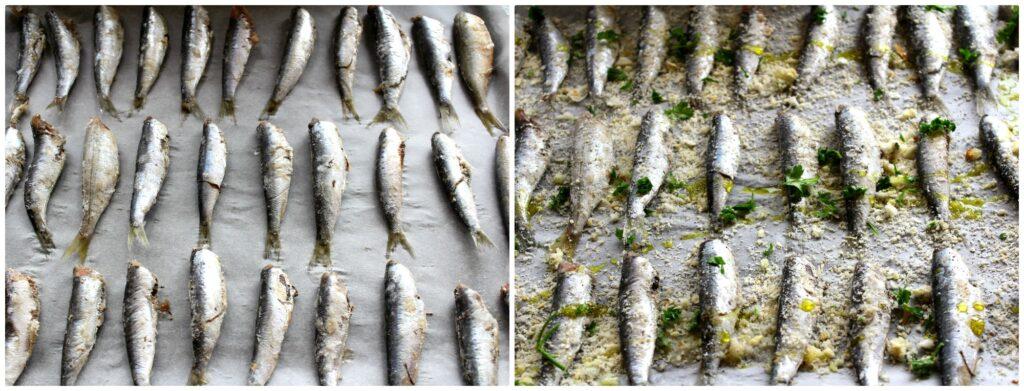 Come cucinare le sarde