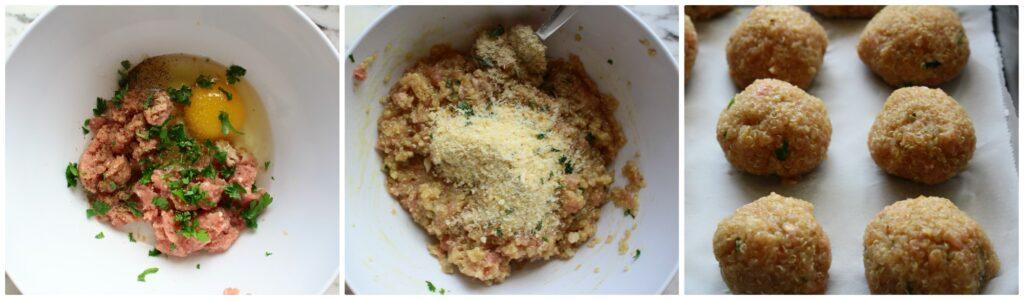 Come fare delle polpette di quinoa