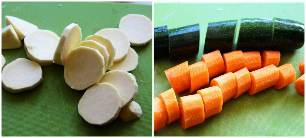 Come fare la vellutata di patate dolci