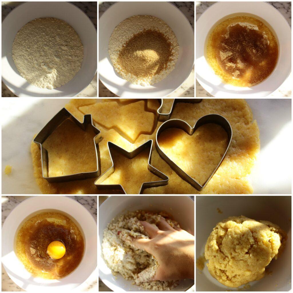 Come fare dei biscotti senza lattosio