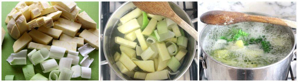 Come fare una vellutata di broccoli