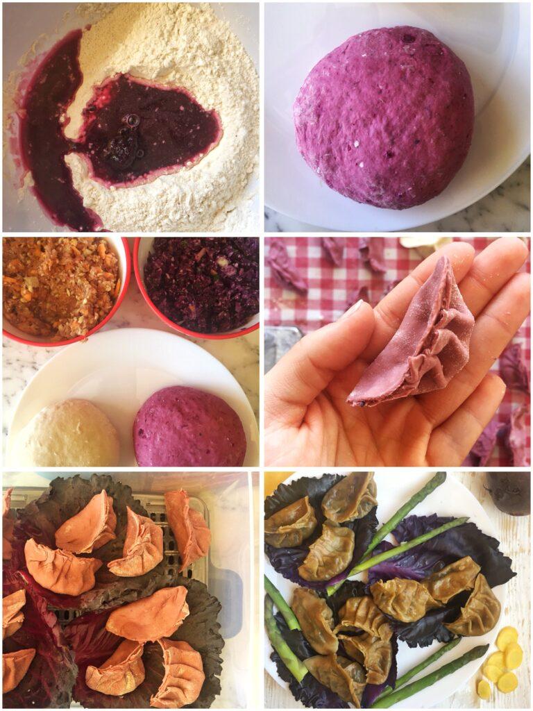 Come fare i ravioli cinesi vegetariani