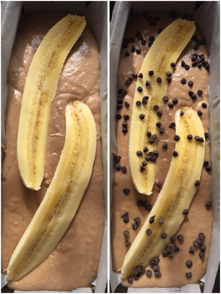 Plumcake alle banane ricetta