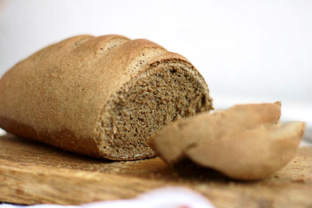Pane al grano arso