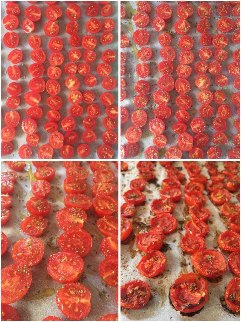 Come fare i pomodori confit